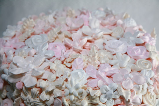 Karas Cakery Blog › meringue flowers