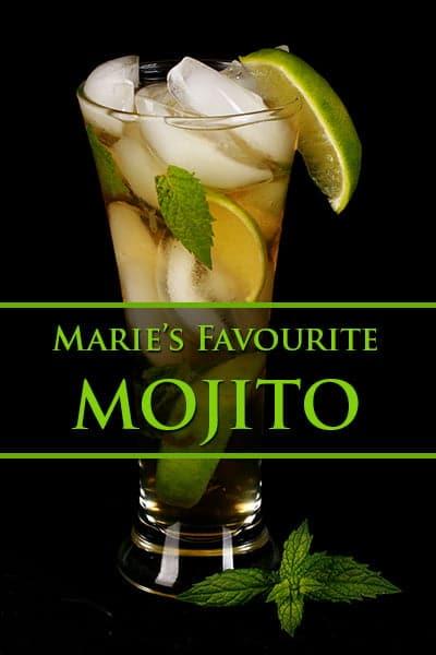 Marie's Favorite Mojito