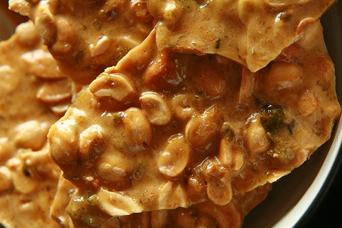Jalapeno Beer Brittle