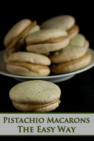 Easy Way to Make Macarons