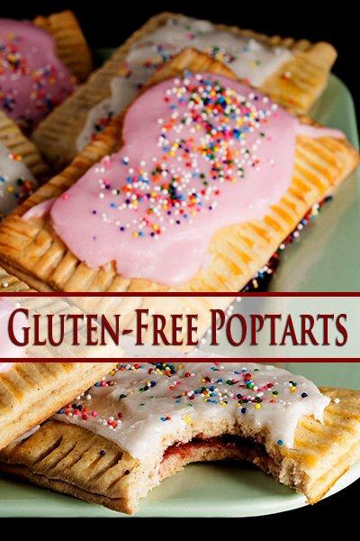 Gluten-Free Poptarts