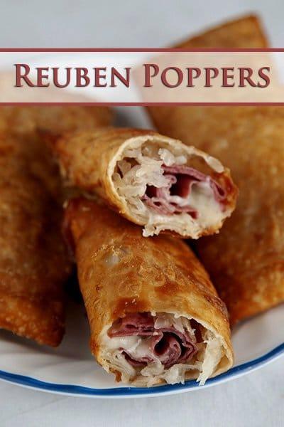 Reuben Poppers