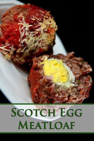 Scotch Egg Meatloaf