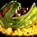 Smaug Watermelon Bowl
