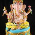 Ganache Ganesh Cake