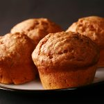Maple Pumpkin Spiced Muffins