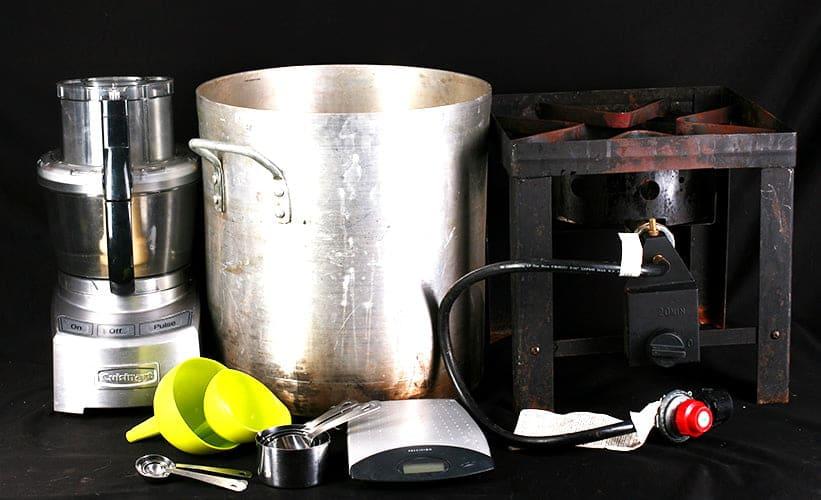 Wine Making at Home, Part II : Equipment
