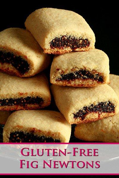 Gluten-Free Fig Newtons