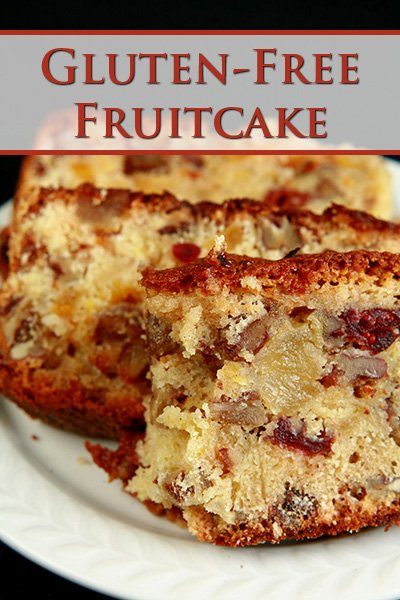 Gluten-Free Fruitcake