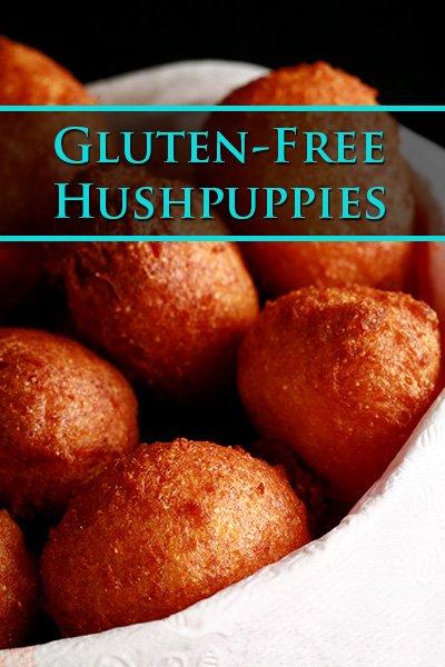 Gluten-Free Hush Puppies