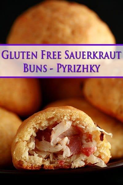 Gluten-Free Sauerkraut Balls - Pyrizhky
