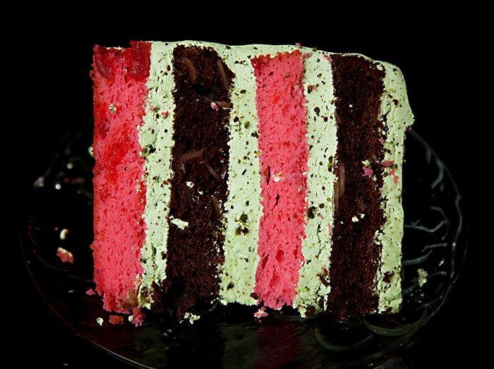 Spumoni Cake Recipe