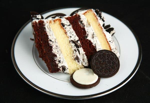 Cookies N Cream Cake