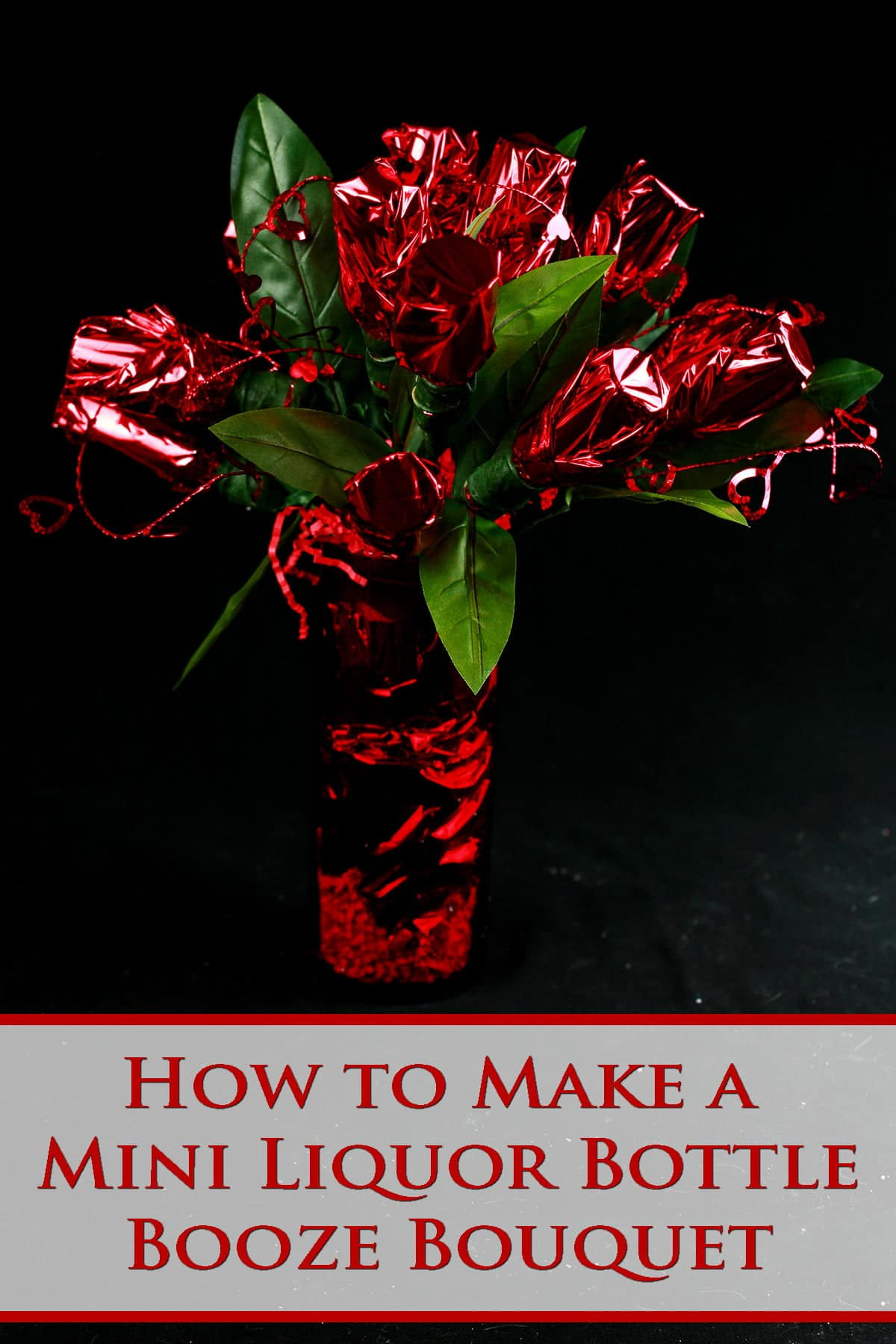 Booze Bouquet Tutorial Celebration Generation