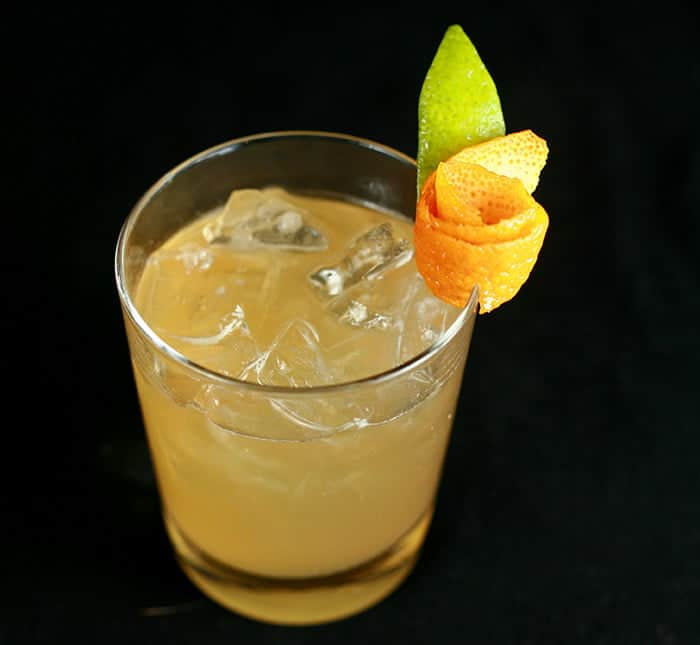 Boozy Fun with Citrus Fruits