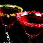 Jolly Rancher Martinis