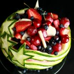 How to Carve a Stars and Stripes Watermelon