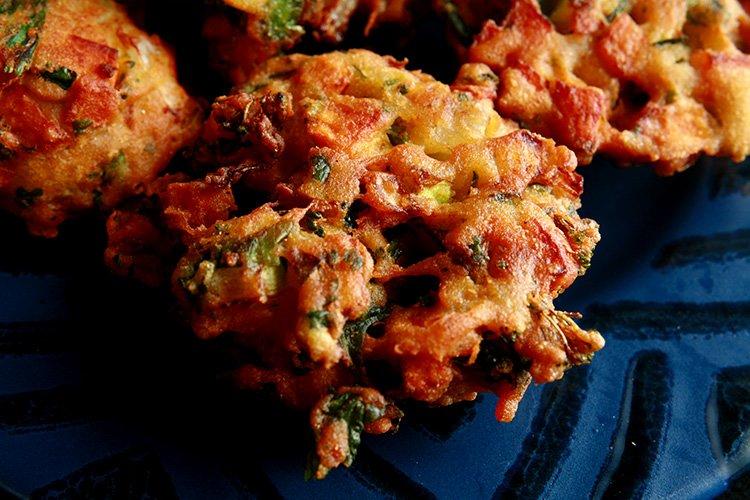Gluten-Free Mixed Vegetable Pakora