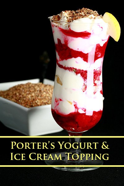 Yogurt & Ice Cream Topping