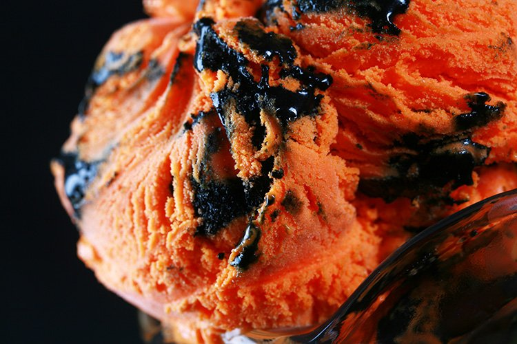 Tiger Tail Ice Cream