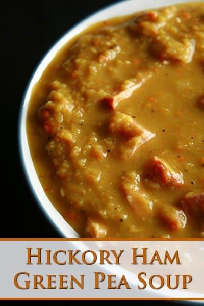 HIckory Ham Pea Soup