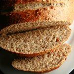 """Porter House"" Grainy Rye Bread"
