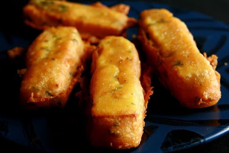 Gluten-Free Paneer Pakora