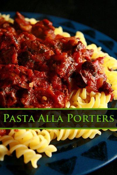 Pasta Alla Porters