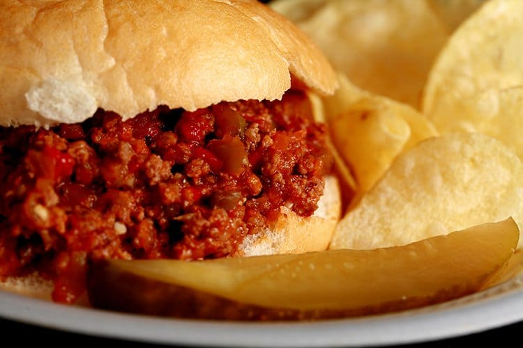 Convention Sloppy Joes
