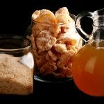 Ginger 3 Ways - Candied Ginger, Ginger Syrup, and Ginger Sugar