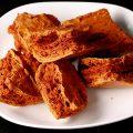 Ginger Molasses Sponge Toffee