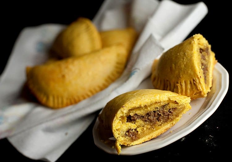 Jamaican Beef Patties