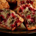 Gluten-Free Lingonberry Muffins