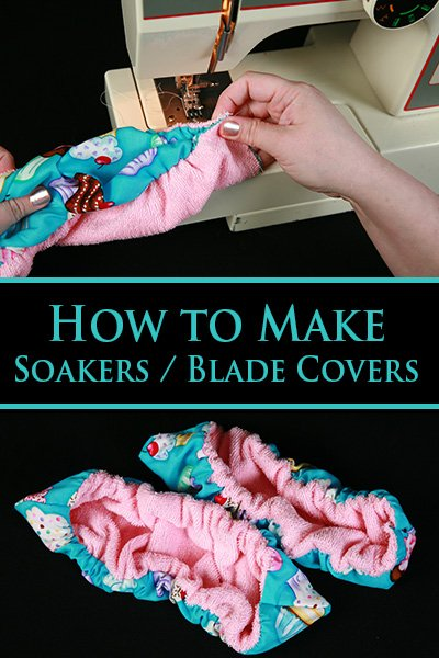 How to make soakers