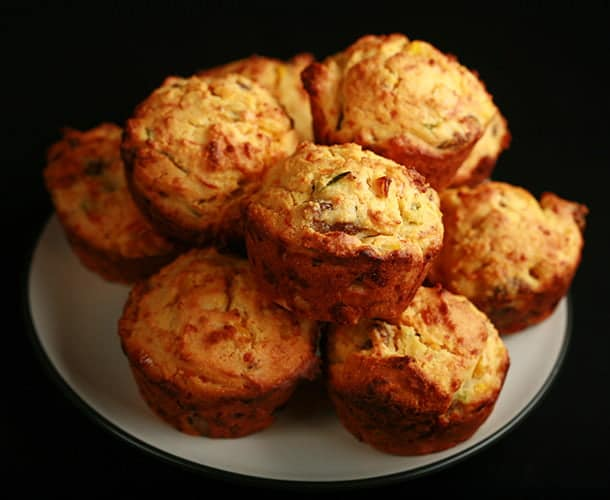 Breakfast Corn Muffins