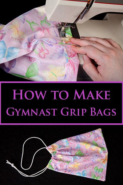 How to make grip bags