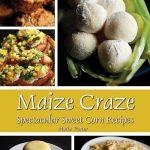 Maize Craze cookbook cover