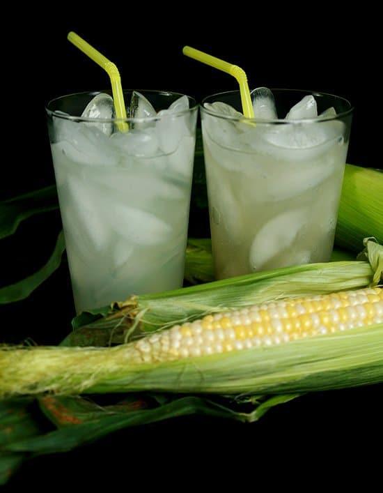 Quick Sweet Corn Soda