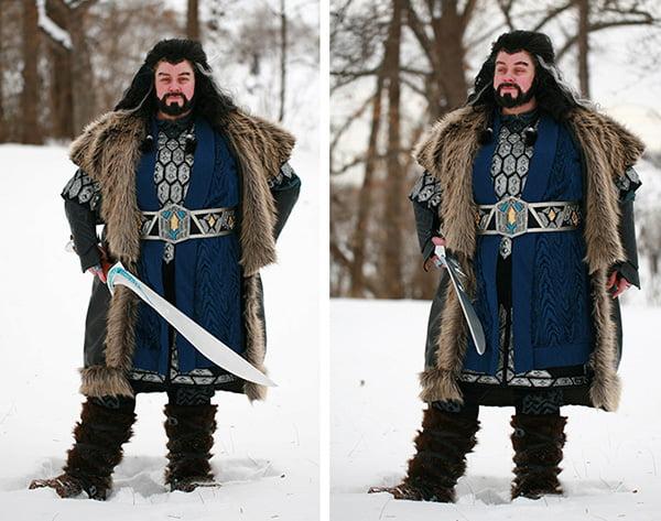 Replica Thorin Costume