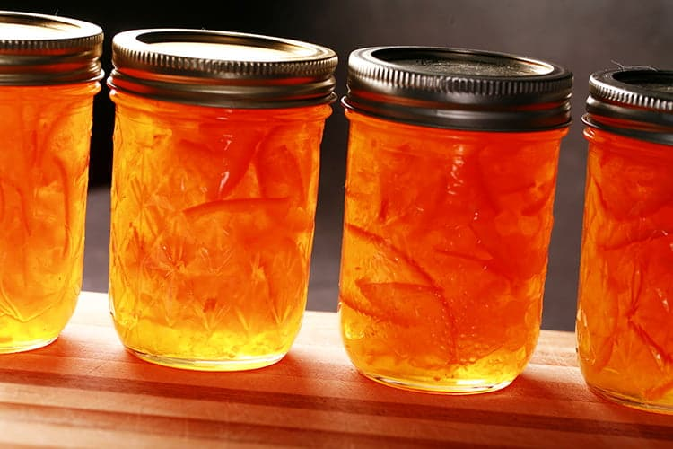 Clementines Marmalade