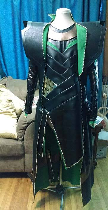 Loki Costume Updates