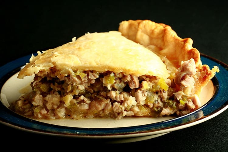 Savory Alligator Pie Recipe