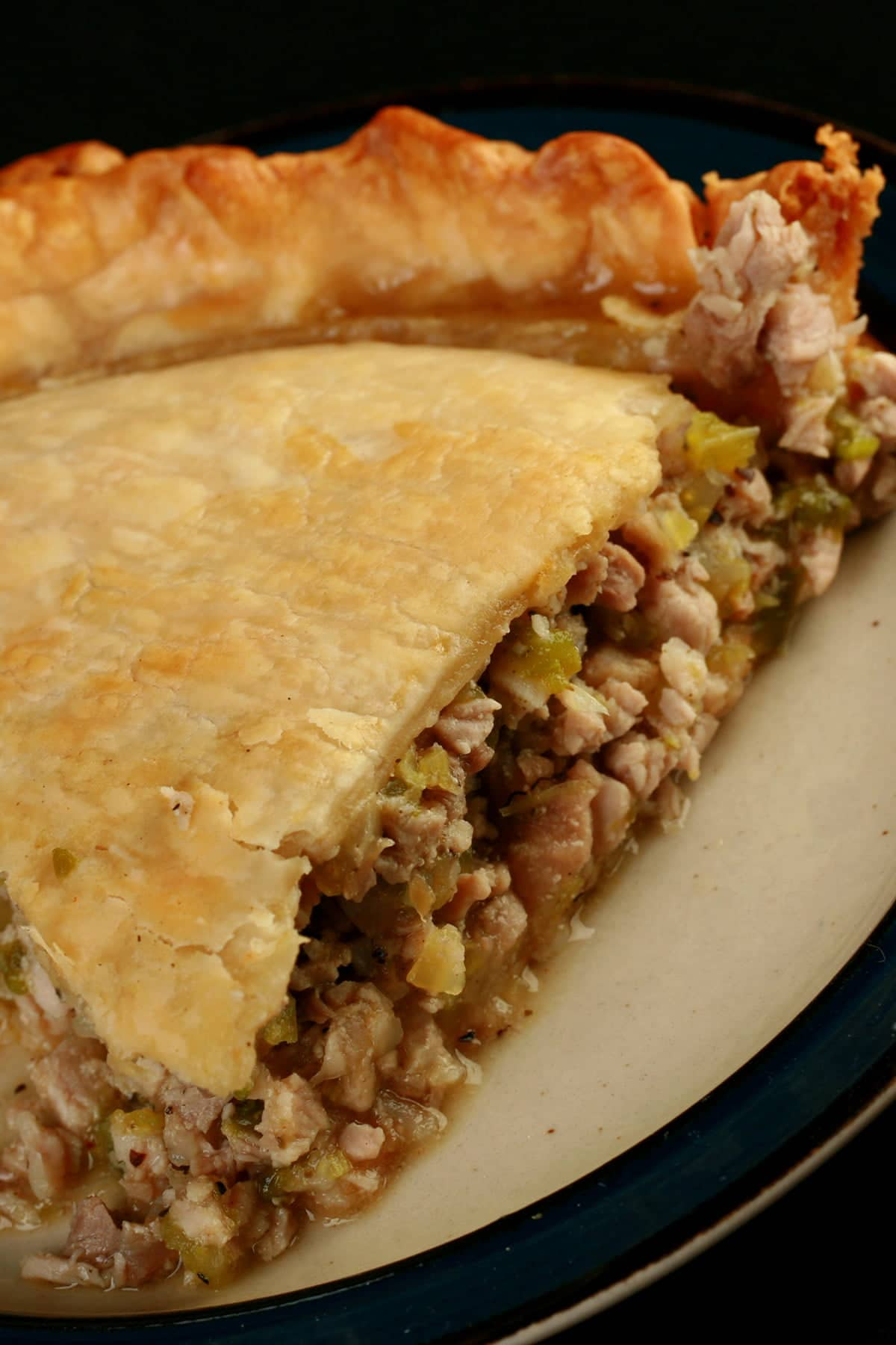 """Revisiting an iconic childhood poem, I learned that """"Alligator Pie"""" - isn't actually a thing. This Alligator Pie Recipe rights that wrong!"""