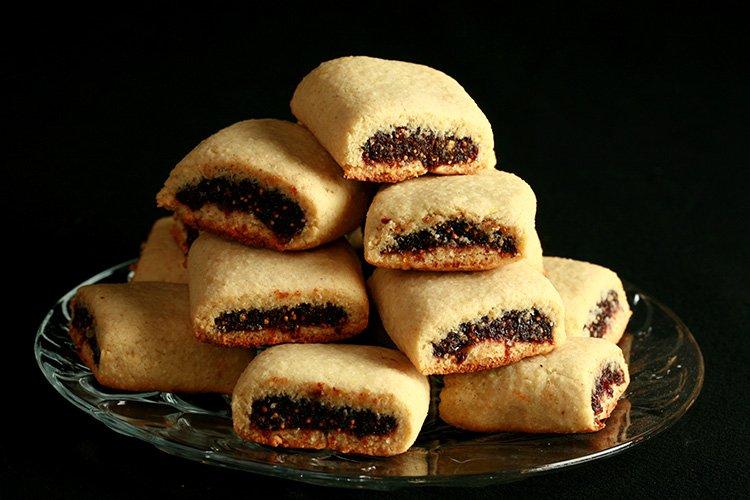 Gluten-Free Fig Newtons Recipe