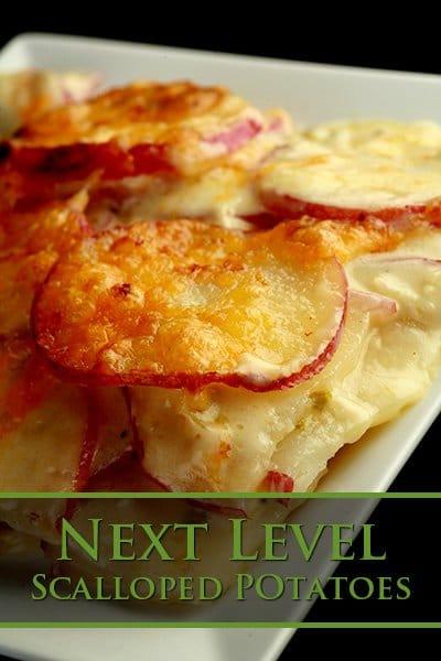 Next-Level Scalloped Potatoes