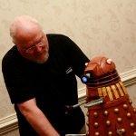 Dalek Cake for a Doctor!