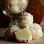 Tropical White Chocolate Truffles