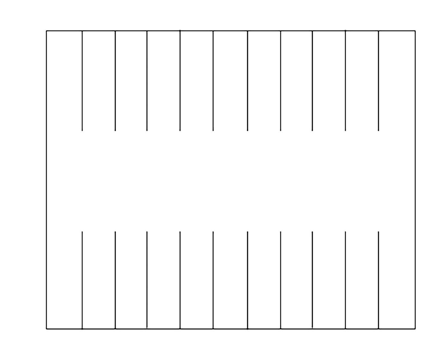 A diagram shows a rectangle with lines drawn on it, as described in the post.