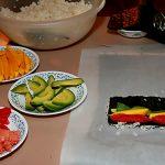 Potluck DIY Sushi Party!