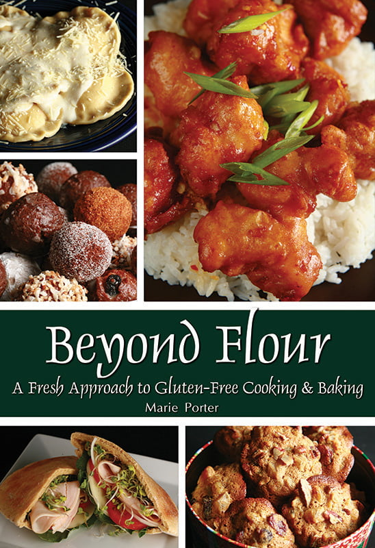 """Beyond Flour"" Gluten-Free Cookbook"